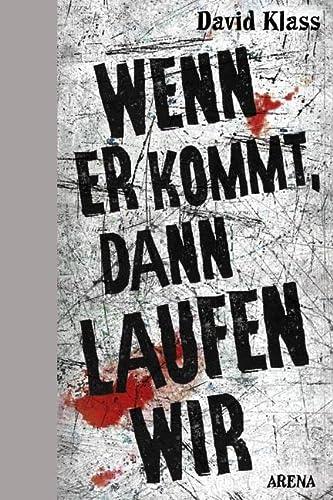 9783401500188: Wenn er kommt, dann laufen wir Arena-Taschenbuch; Bd. 50018