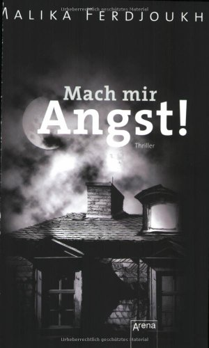 9783401501635: Mach mir Angst!: Schwarze Reihe