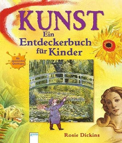 9783401502960: Kunst - Ein Entdeckerbuch für Kinder