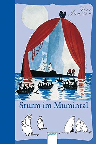 9783401503196: Die Mumins. Sturm im Mumintal