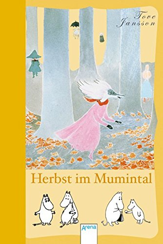 Die Mumins. Herbst im Mumintal (3401503200) by Tove Jansson