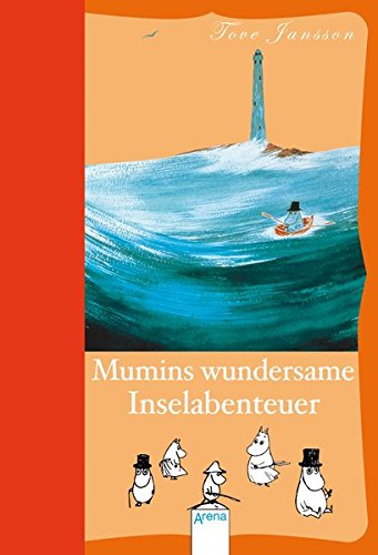 Die Mumins. Mumins wundersame Inselabenteuer (3401503235) by Tove Jansson