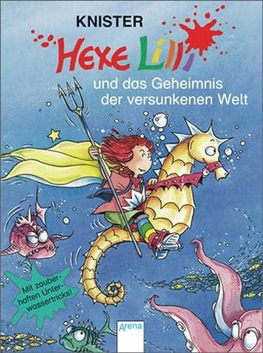 9783401504056: Hexe Lilli und das Geheimnis der versunkenen Welt