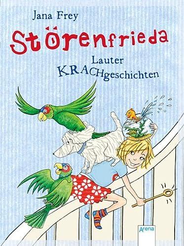 9783401508412: Störenfrieda 01. Lauter Krachgeschichten