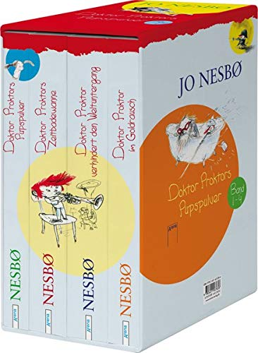 Doktor Proktor. Schuberausgabe, 4 Bände: Jo Nesb�