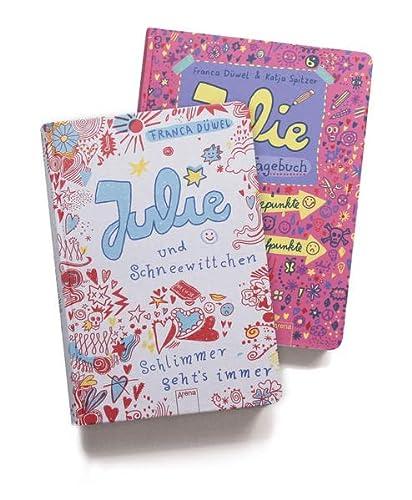 9783401602509: Julie und Schneewittchen: Schlimmer geht's immer. Mit Julie-Tagebuch