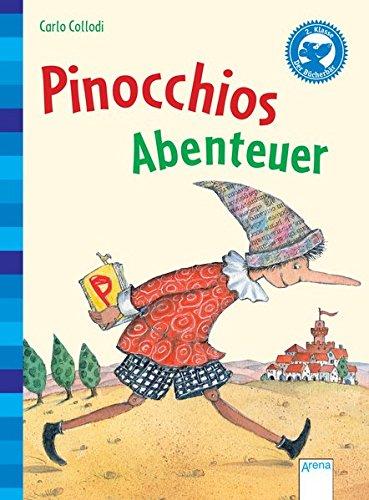 9783401700519: Pinocchios Abenteuer: Der Bücherbär. Klassiker für Erstleser