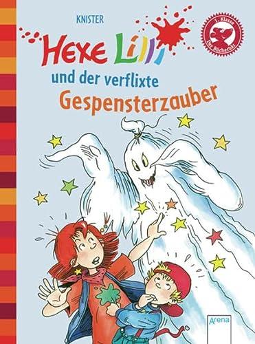 9783401700885: Hexe Lilli und der verflixte Gespensterzauber