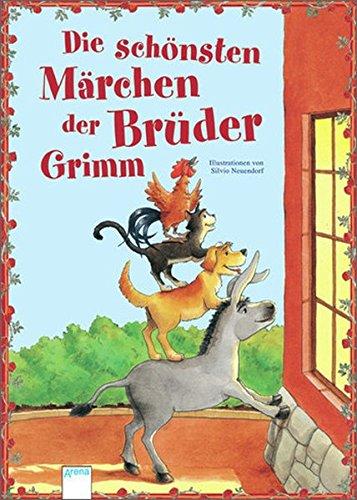 9783401701219: Die sch�nsten M�rchen der Br�der Grimm: Mit Illustrationen von Silvio Neuendorf