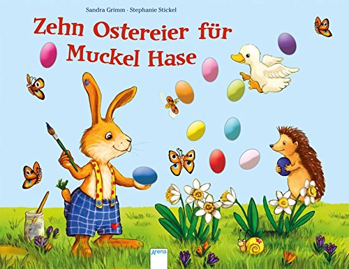 9783401701608: Zehn Ostereier für Muckel Hase