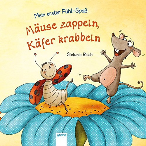 9783401701707: Mäuse zappeln, Käfer krabbeln