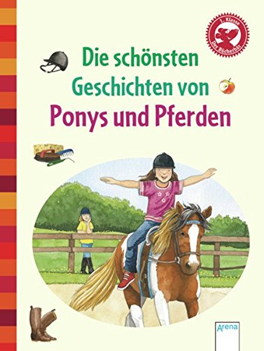 Die schönsten Geschichten von Ponys und Pferden: Berger, Margot, Manfred