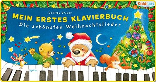 Mein erstes Klavierbuch. Die schönsten Weihnachtslieder: Kiddilight
