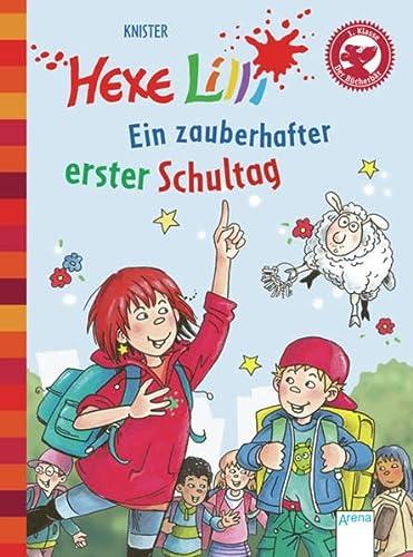 9783401703886: Hexe Lilli. Ein zauberhafter erster Schultag