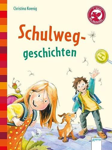 9783401704074: Schulweggeschichten: Der Bücherbär. Kleine Geschichten