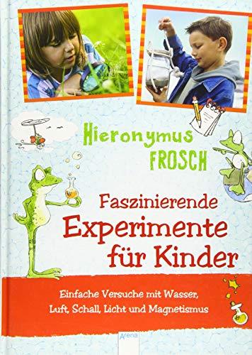 9783401704807: Experimente mit Hieronymus Frosch
