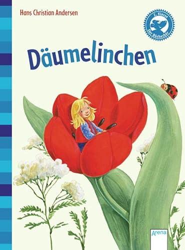9783401704890: Däumelinchen: Der Bücherbär. Klassiker für Erstleser