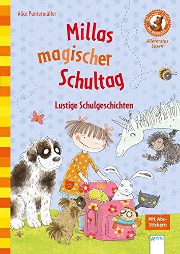 Millas magischer Schultag: Lustige Schulgeschichten. Der Bücherbär.: Alice Pantermüller