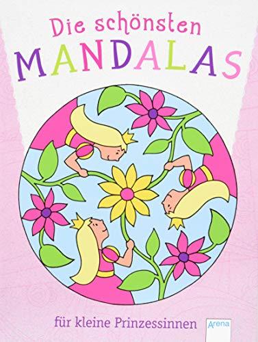 9783401706696: Die schönsten Mandalas für kleine Prinzessinnen