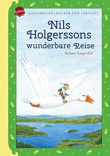 9783401706870: Nils Holgerssons wunderbare Reise: Kinderbuchklassiker zum Vorlesen