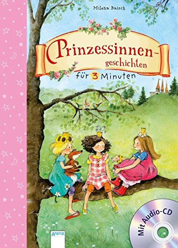9783401706931: Prinzessinnengeschichten für 3 Minuten