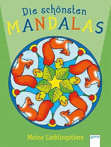 Die schà nsten Mandalas. Meine Lieblingstiere (Paperback)