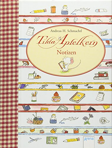 9783401709932: Tilda Apfelkern. Notizbuch