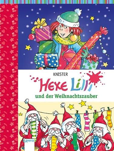 9783401710150: Hexe Lilli und der Weihnachtszauber