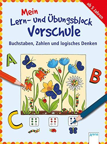 Buchstaben, Zahlen und logisches Denken: Mein Lern-: Friederike Barnhusen