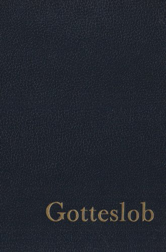 9783402010402: Gotteslob. Großdruck. Blau: Katholisches Gebets- und Gesangsbuch, Ausgabe Bistum Münster