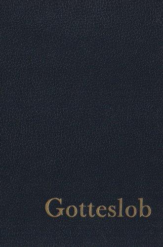 9783402010402: Gotteslob. Großdruck. Blau