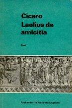 9783402020500: Laelius de amicitia. Text