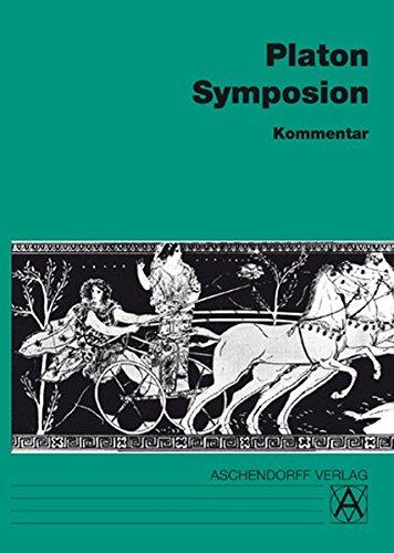 9783402022337: Symposion. Kommentar. (Lernmaterialien)