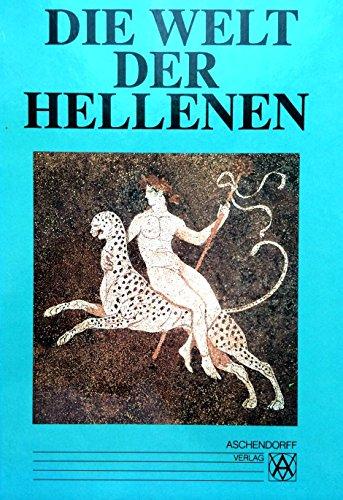 9783402026151: Die Welt der Hellenen