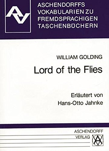 Lord of the Flies. Vokabularien: William Golding