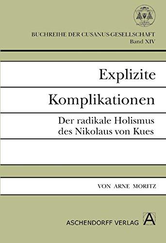 Explizite Komplikationen: Moritz Arne