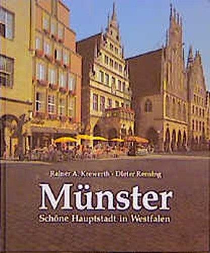9783402060407: Münster: Schöne Hauptstadt in Westfalen