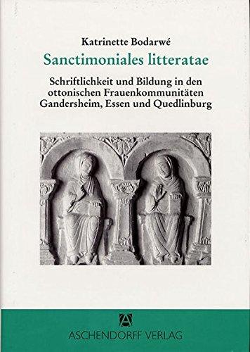 9783402062494: Sanctimoniales litteratae
