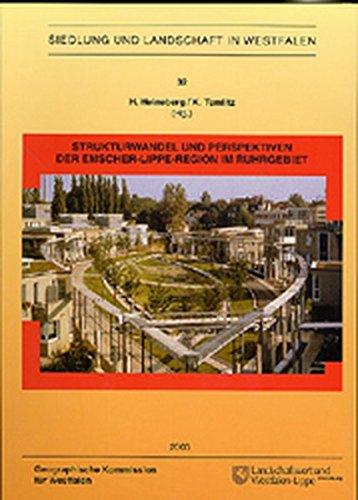 9783402063187: Strukturwandel und Prespektiven der Emscher-Lippe-Region im Ruhrgebiet