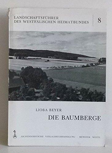 9783402063446: Die Baumberge