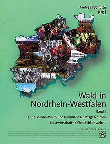 9783402064818: Wald in Nordrhein- Westfalen.