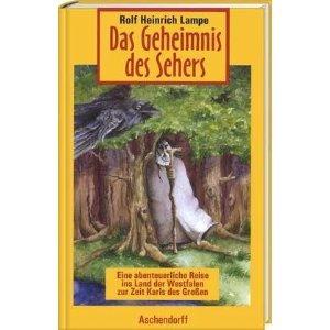 9783402065105: Das Geheimnis des Sehers - Eine abenteuerliche Reise ins Land der Westfalen zur Zeit Karls des Großen