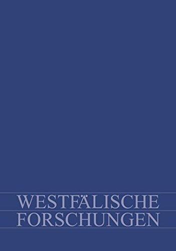 Westfälische Forschungen. 1991 (Hardback)