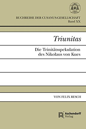 Triunitas: Felix Resch