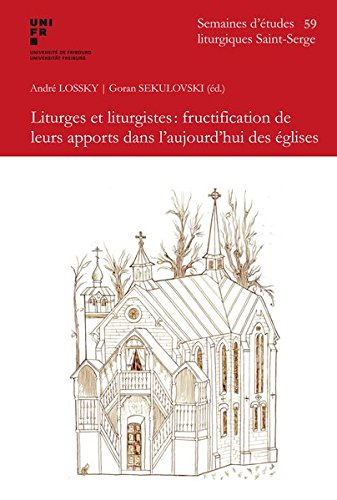 9783402113318: Liturges et liturgistes: fructification e leurs apports dans l'aujourd'hui des eglises