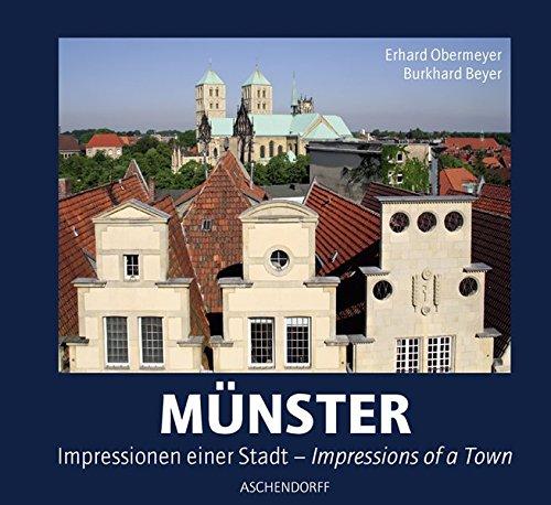 9783402127476: Münster: Impressionen einer Stadt - Impressions of a Town