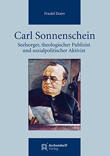 Carl Sonnenschein: Friedel Doert