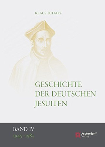 Geschichte der deutschen Jesuiten (1945-1983): Klaus Schatz