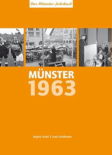 9783402130124: M�nster 1963: Das M�nster-Jahrbuch