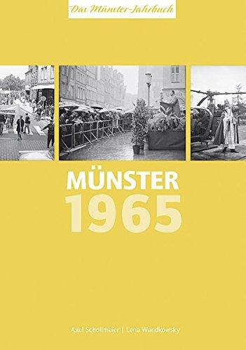 9783402130971: Münster 1965 - Das Münster-Jahrbuch